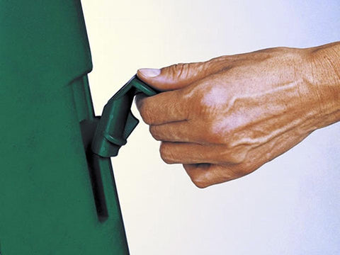 Image of Aeroquick Composter Side Locking Mechanism