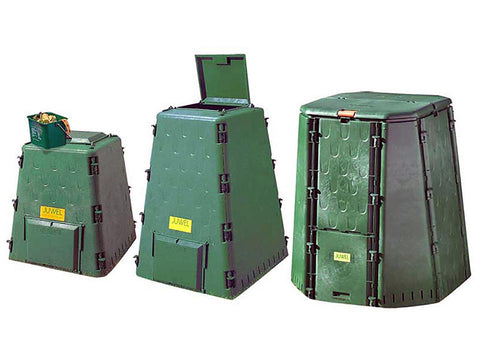 Aeroquick Composter - 77, 110, and 187 Gallon Sizes