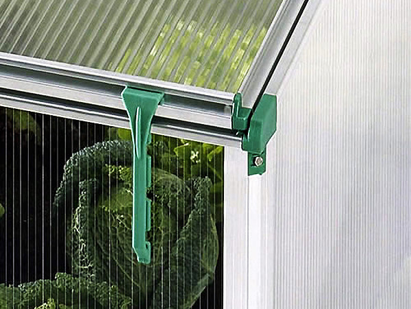 Green height adjuster of the Juwel BioStar 1500 Premium Cold Frame