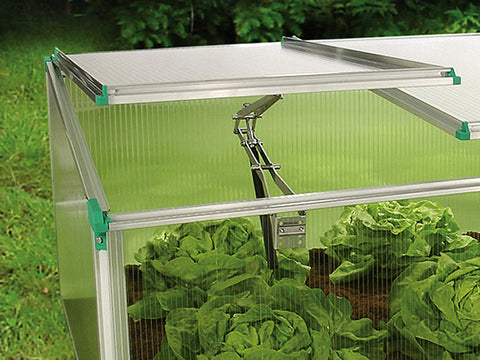 Automatic opener of the BioStar 1500 Premium Cold Frame from Juwel