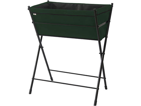 Dark Green Poppy Go VegTrug