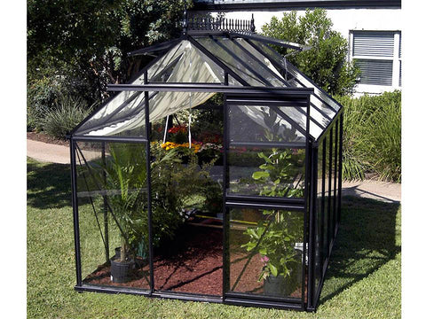 Image of Janssens Junior Victorian J-VIC 23 Greenhouse 8ft x 10ft