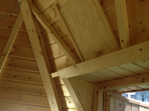 Image of Roof Beams