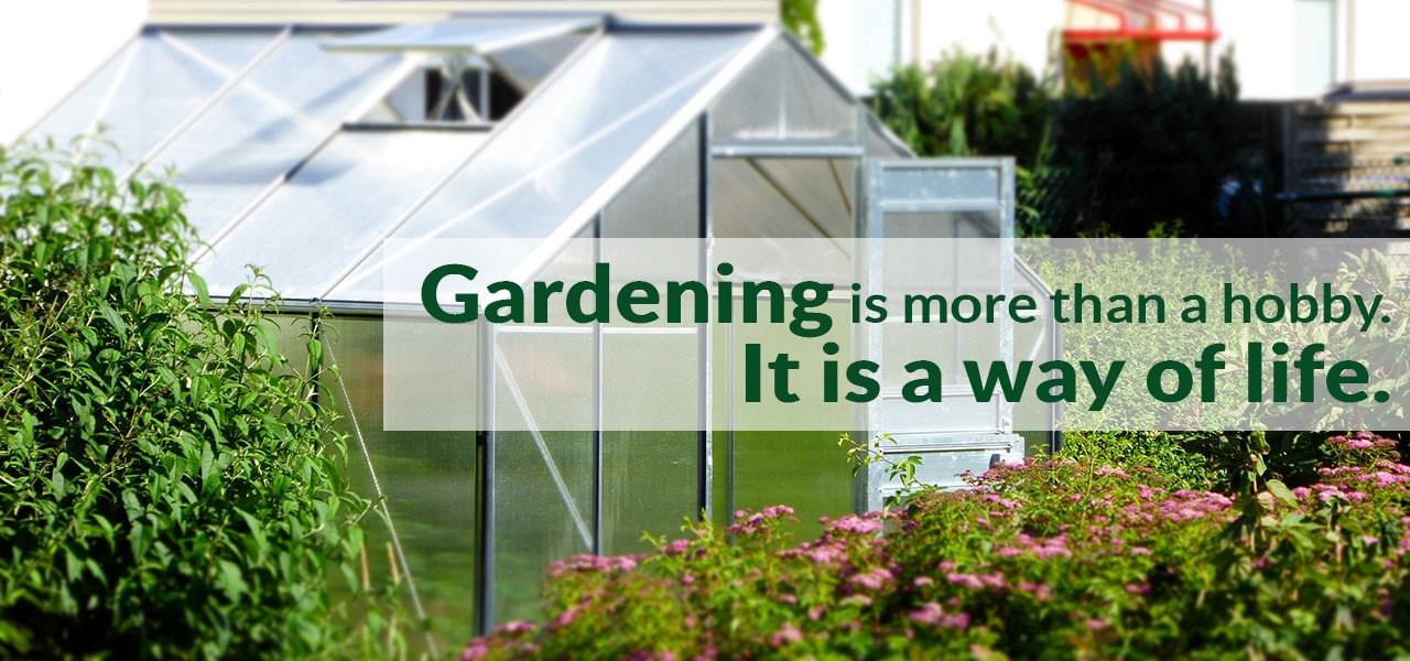Greenhouse Emporium - Gardening is more than a hobby. It is a way of life.
