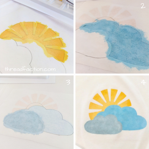 How to customise all the things with freezer paper [FREE