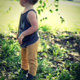 #114 Grow-with-me Slim Trousers - Instant download PDF Sewing Pattern