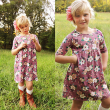 Load image into Gallery viewer, #118 Autumn Dress- Instant download PDF Sewing Pattern