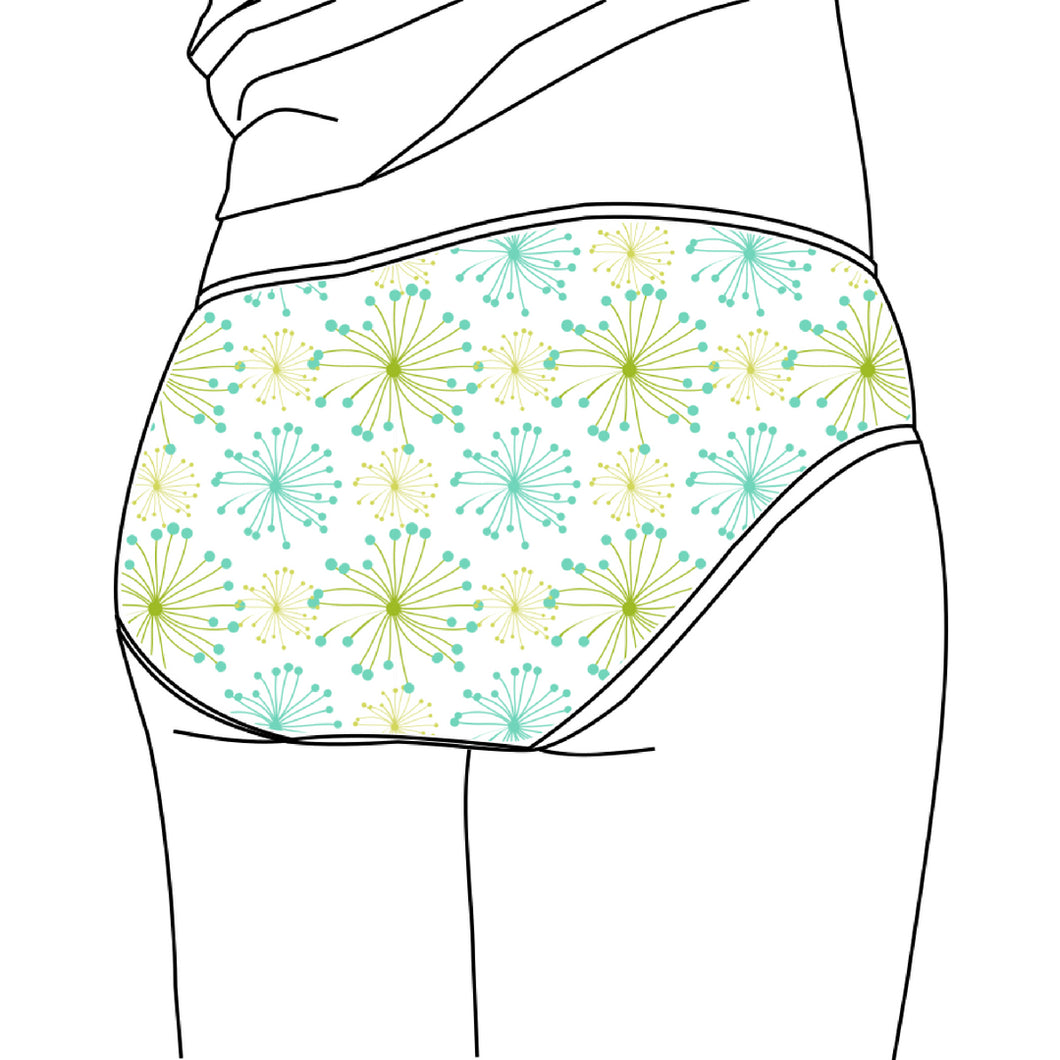 #202 Ladies Knickers - Instant download PDF Sewing Pattern