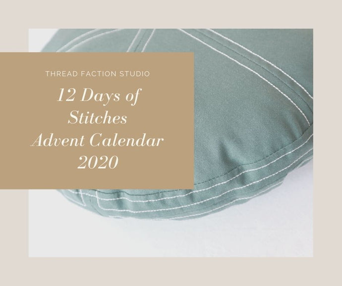 The 12 Days of Stitches Advent Calendar