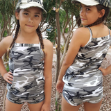 #123 Girls Tank and Pants set- Instant download PDF Sewing Pattern