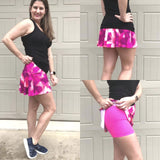 #203 Ladies Sports Skort- Instant download PDF Sewing Pattern