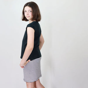 Zero Waste Pencil Skirt Pattern