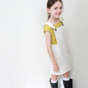 Zero Waste Pinafore Pattern