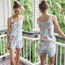 Load image into Gallery viewer, #207 Ladies Retro Romper - Instant download PDF Sewing Pattern