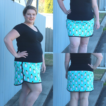 Load image into Gallery viewer, #208 Ladies Casual skirt - Instant download PDF Sewing Pattern