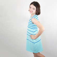 Load image into Gallery viewer, The Seaside Summers Tee Dress
