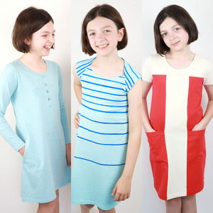 The Shift Dress bundle