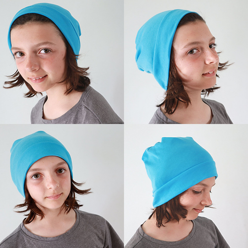 The Slouchy Beanie Hat