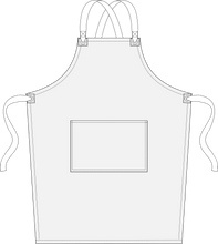 Load image into Gallery viewer, The Studio Apron