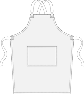 The Studio Apron