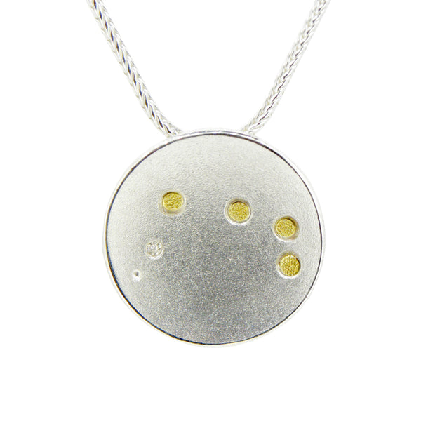 MANU CONSTELLATION PENDANT- ARIES