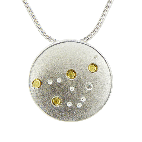 MANU CONSTELLATION PENDANT- CAPRICORN