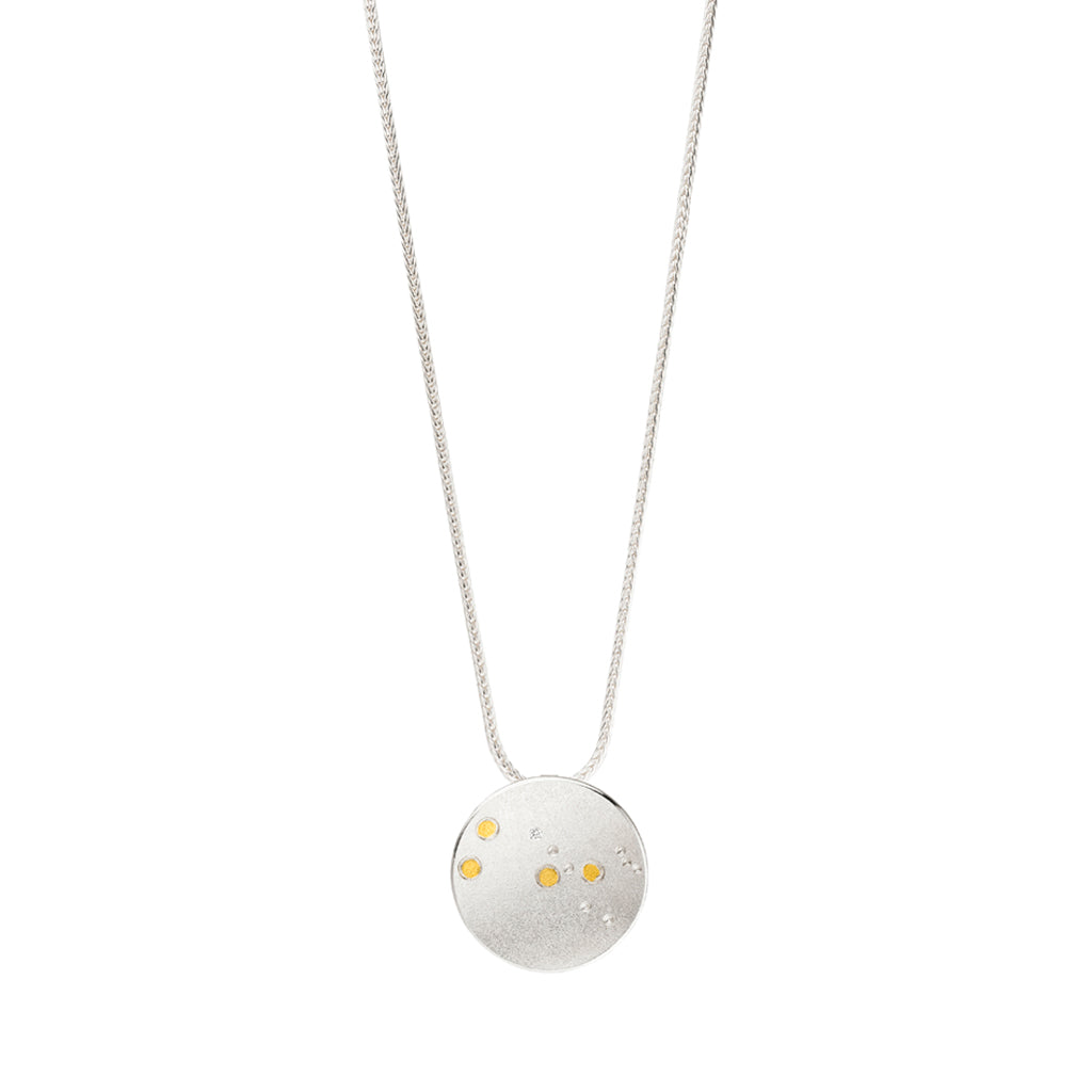 *NEW* MANU TAURUS CONSTELLATION PENDANT