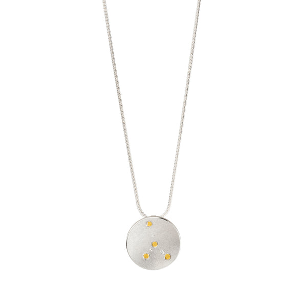 MANU CANCER CONSTELLATION PENDANT