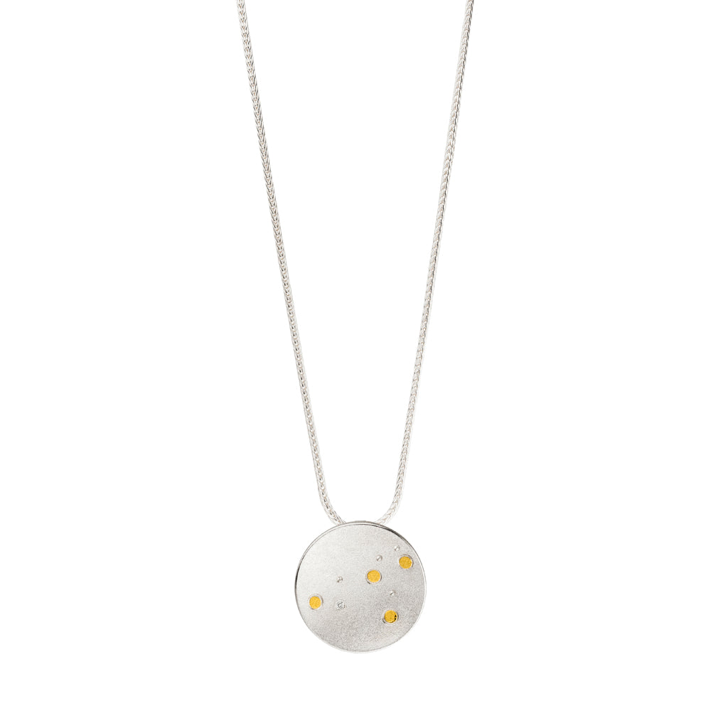 MANU LEO CONSTELLATION PENDANT