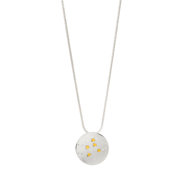 MANU VIRGO CONSTELLATION PENDANT