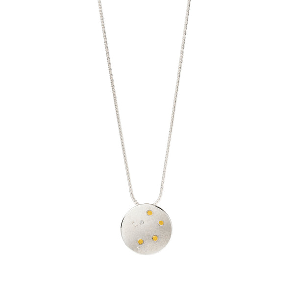 MANU Libra CONSTELLATION PENDANT