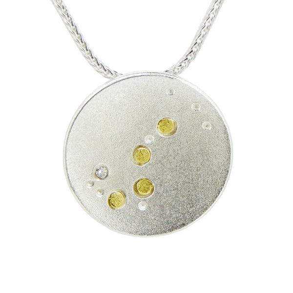 MANU CONSTELLATION PENDANT- scorpio