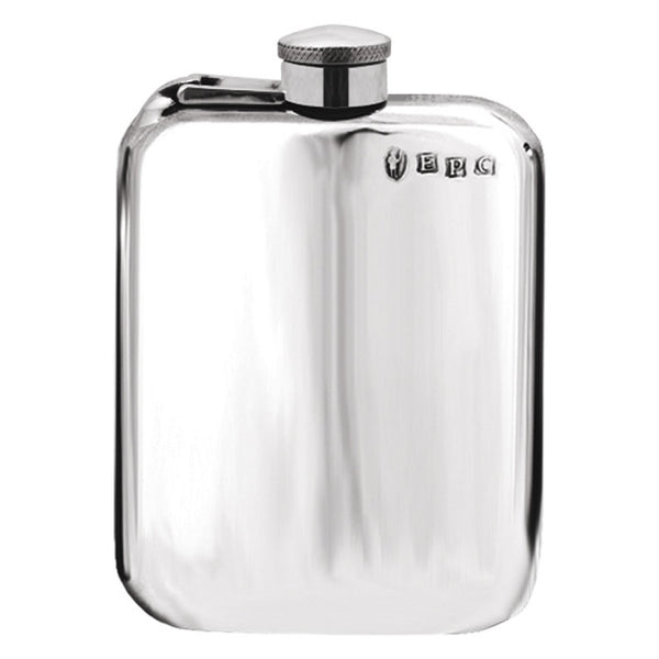 Pewter Hip Flask-6oz