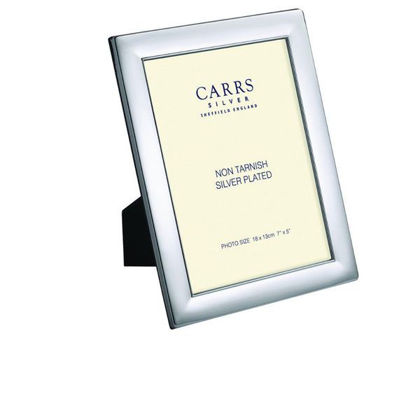 Silver Plated 7 x 5 Picture Frame