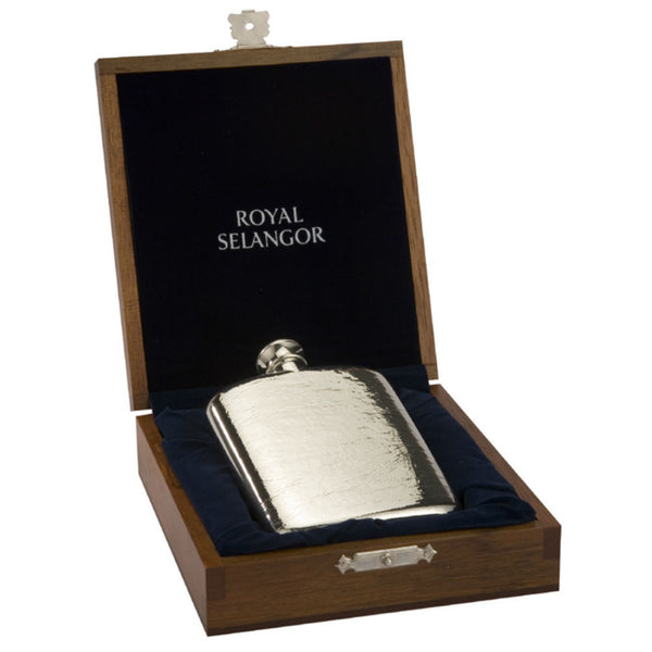 Pewter Hip Flask-4.5oz