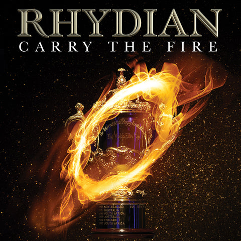 Carry The Fire - CD