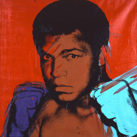 Pop Art - Muhammad Ali - Art Prints