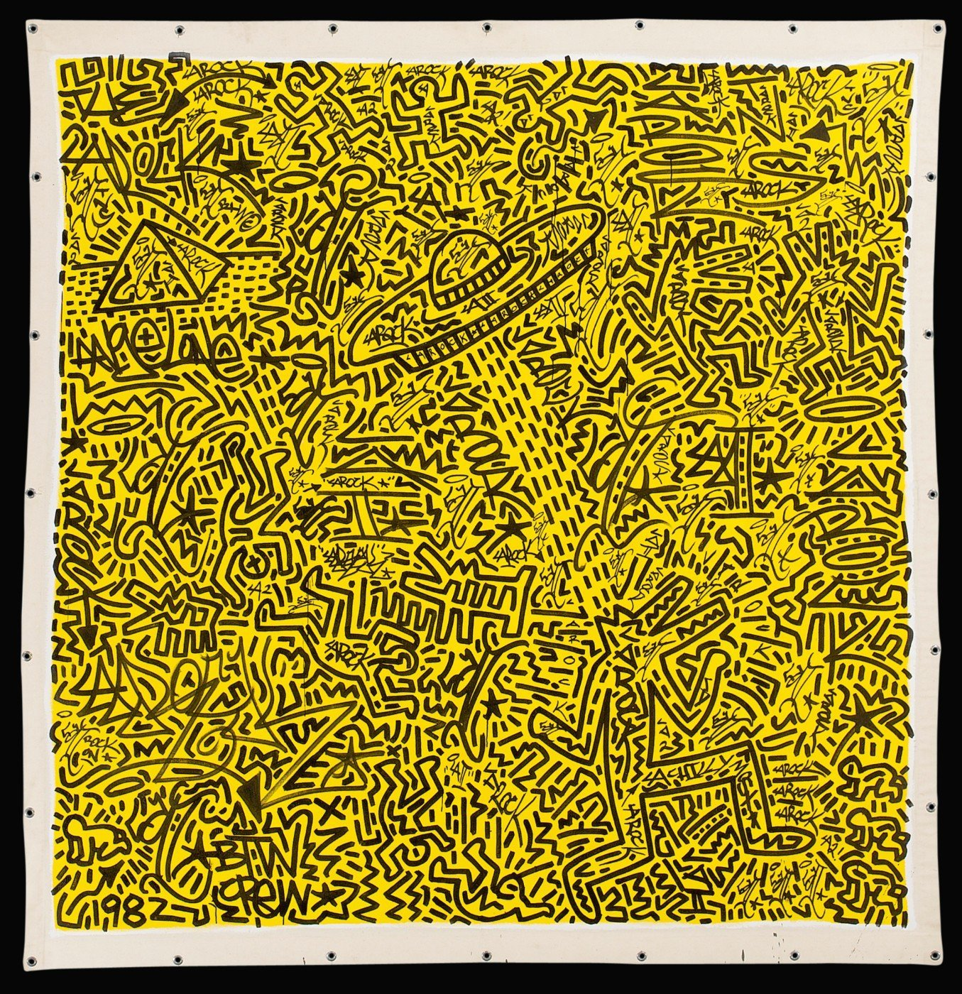 Untitled - Framed Prints by Keith Haring | Buy Posters, Frames ...