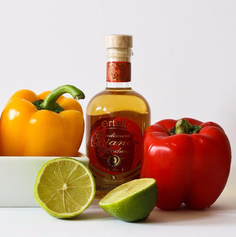 Capsicum and Lime by Sina Irani