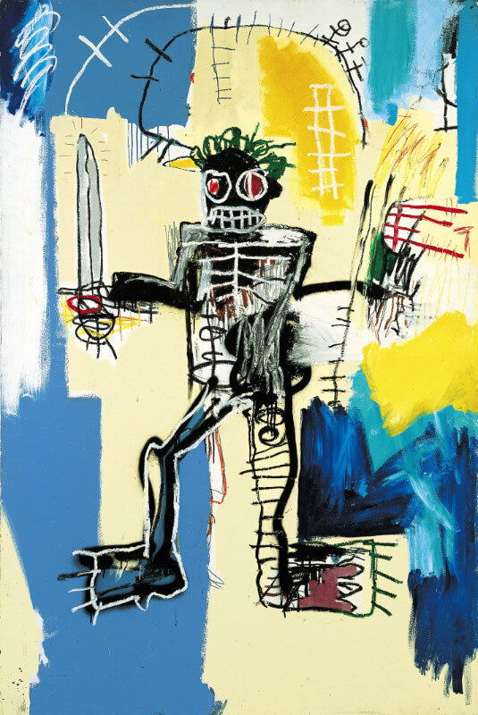Jean-Michel Basquiat | Buy Posters, Frames, Canvas, Digital Art & Large Size Prints Of The Famous Modern Master's Artworks