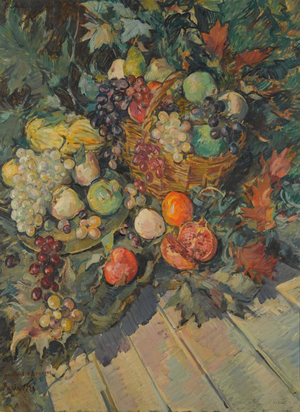 Still Life With Fruit - Life Size Posters