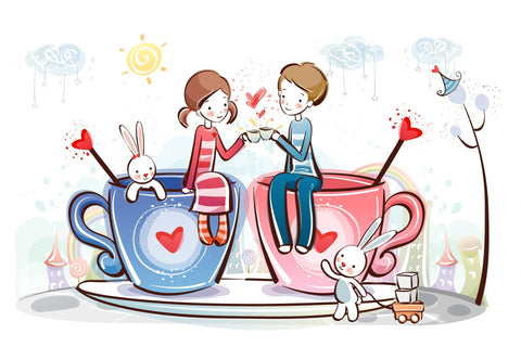 Coffee Love by Sina Irani