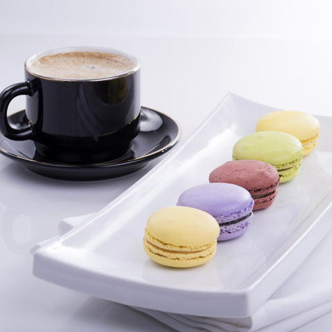 Macaroons and Tea