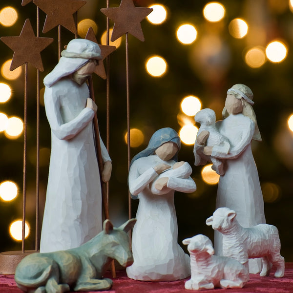 Nativity Scenary - Posters
