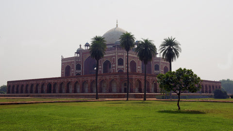 Humayun Tomb - Canvas Prints