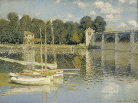 The Argenteuil Bridge