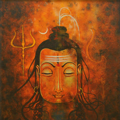 Shiva 01 by Sampath Kumar | Tallenge Store | Buy Posters, Framed Prints & Canvas Prints