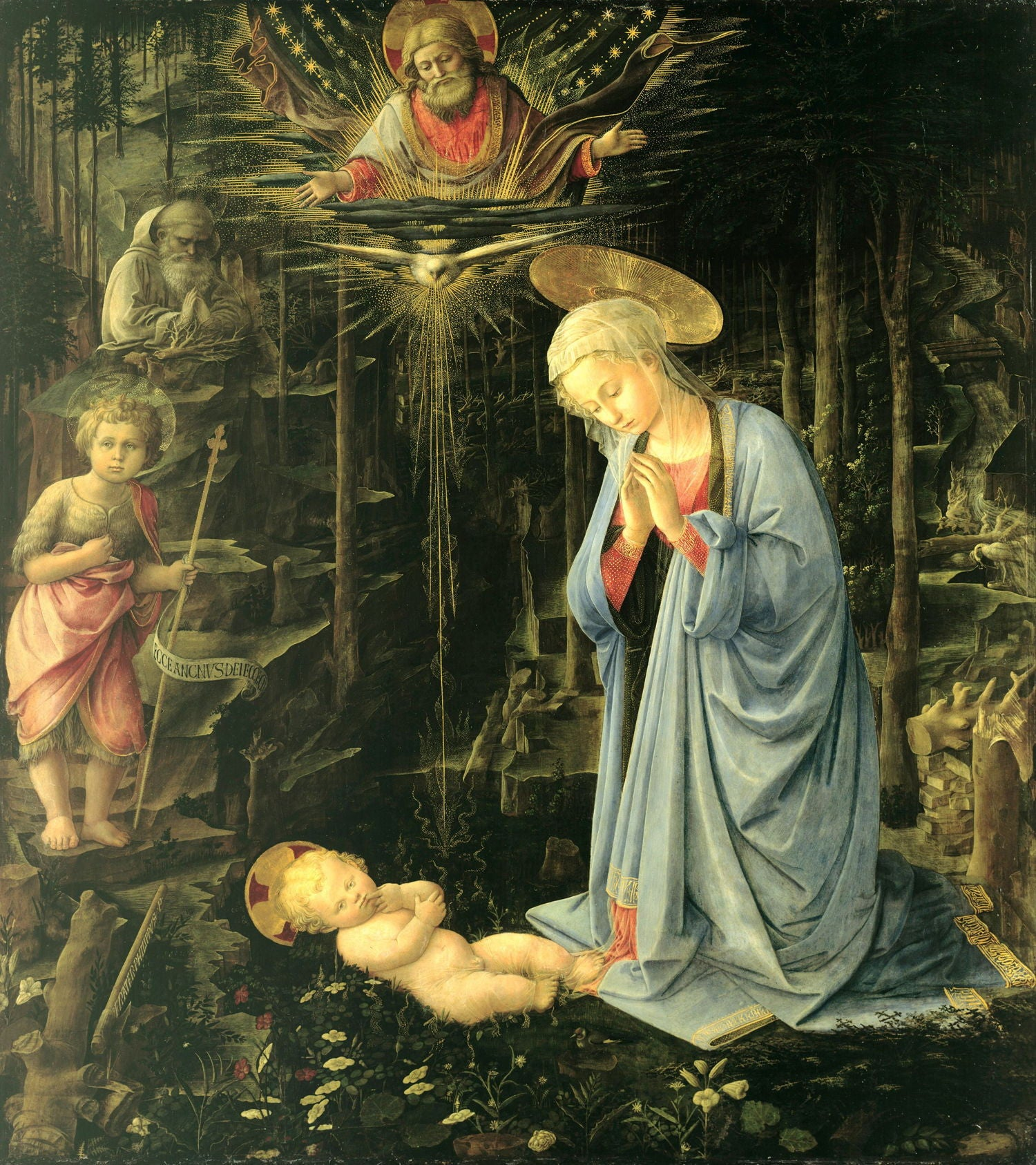Filippo Lippi | Buy Posters, Frames, Canvas, Digital Art & Large Size Prints