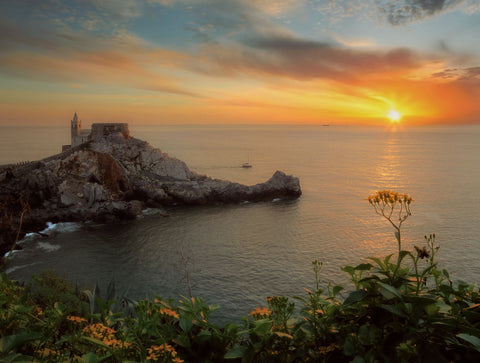 Portovenere Daydreaming - Framed Prints