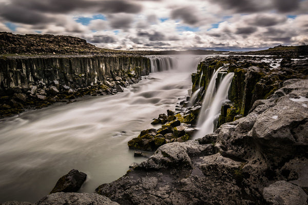 North Of Iceland, Selfoss - Art Prints